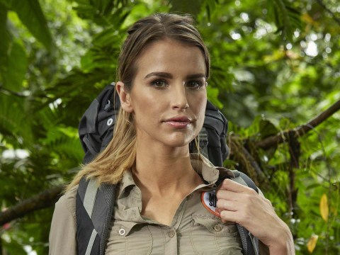 Vogue Williams is next brave celebrity to join The Jump 2017 line-up