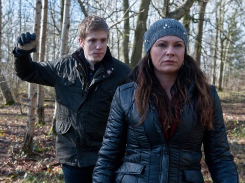 Emmerdale spoilers: Shock pictures show Robert Sugden about to kill Chas Dingle but what happens next?