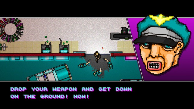Hotline Miami 2: Wrong Number (PS4) - wrong sequel more like