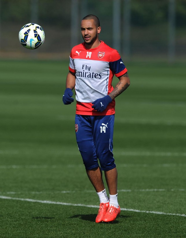 Why it's time Arsenal show they are no longer a selling club by keeping Theo Walcott