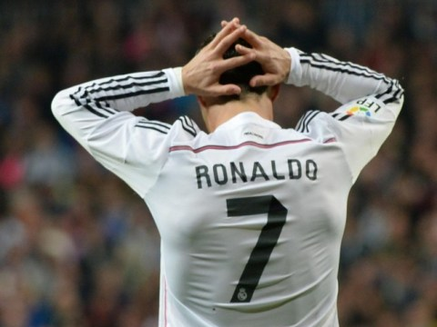 What on earth is wrong with Cristiano Ronaldo at the moment?