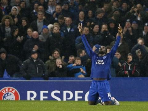 Romelu Lukaku leads the way as Everton finally show some fight with Europa League win over Dynamo Kiev