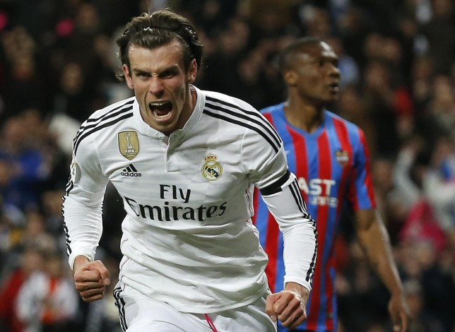 Manchester United 'prepared to pay Gareth Bale £300k a week to quit Real Madrid'