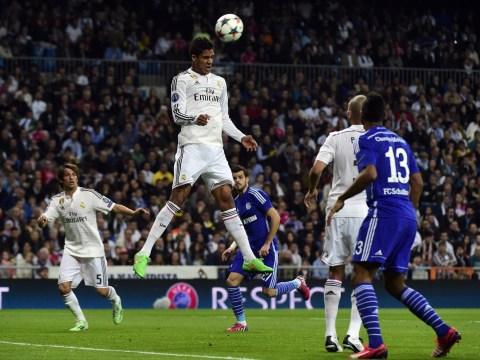 Chelsea boss Jose Mourinho to launch £40million transfer bid for Real Madrid defender Raphael Varane