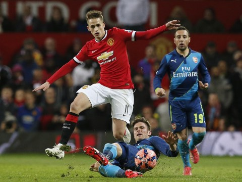 How will Manchester United line up against fellow top-four contenders Tottenham Hotspur?