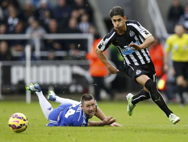 Manchester United plotting shock transfer move for Newcastle forward Ayoze Perez – report