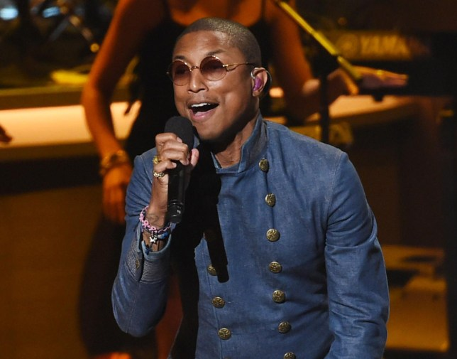 Pharrell Williams has been added to the BST Hyde Park line-up (Picture: Chris Pizzello/Invision/AP, File)