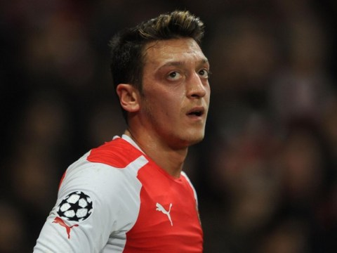 Mesut Ozil is 'slow and needs to be more decisive' according to Arsenal legend Gilberto Silva