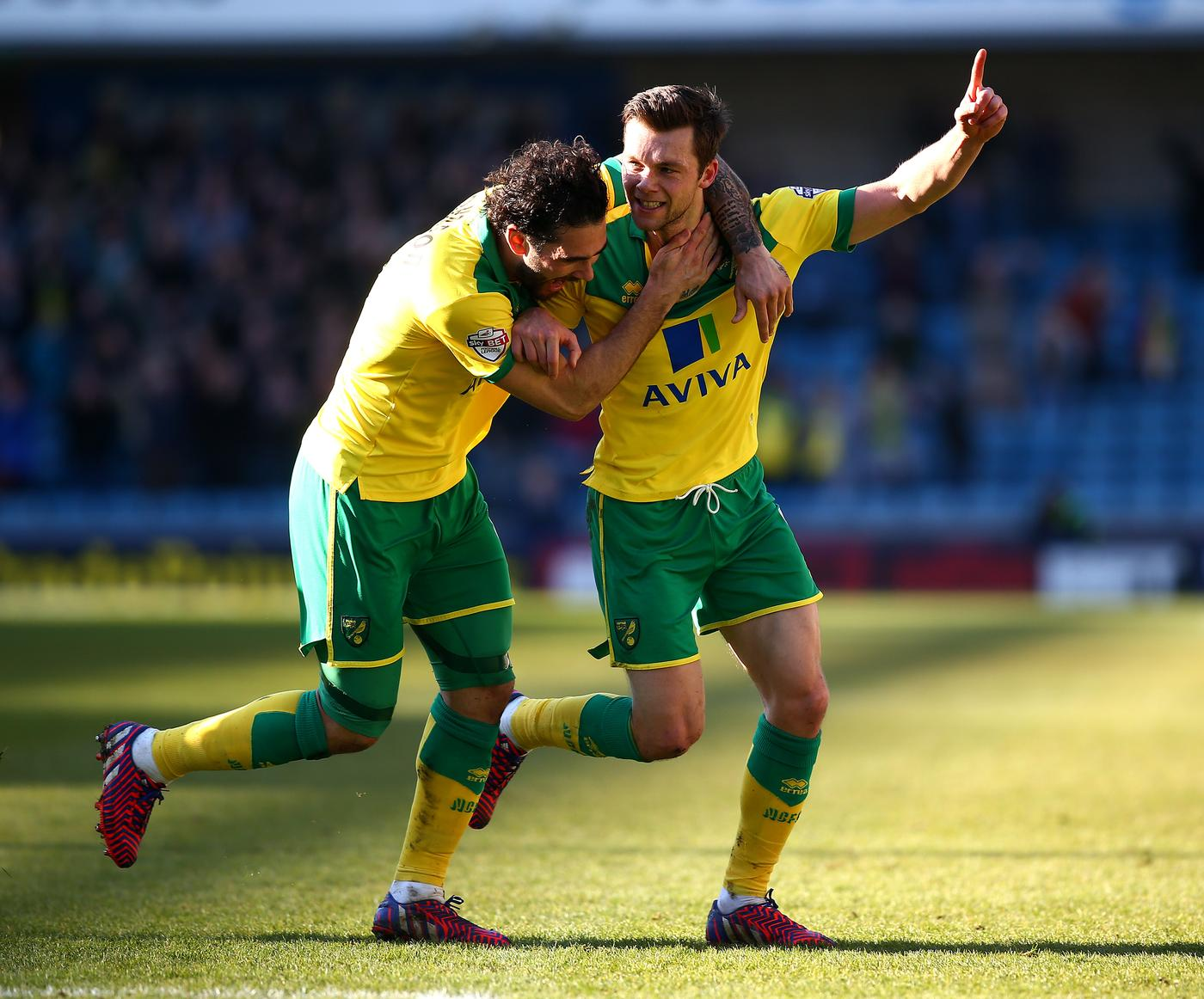 Norwich fans can finally dream of Premier League return after bouncing back at Millwall