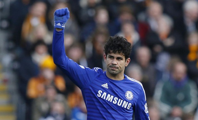 Diego Costa wanted to prove to Spain his latest Chelsea injury wasn't false