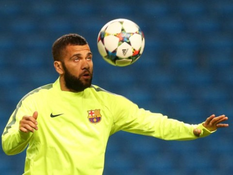 Liverpool set for transfer talks with Barcelona contract rebel Dani Alves