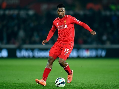 Liverpool's Daniel Sturridge faces another month sidelined through injury after returning from England duty
