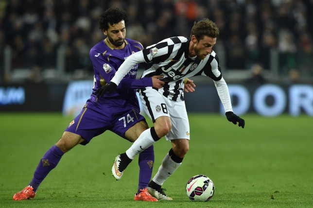 Liverpool, Arsenal and Manchester United want Juventus midfielder Claudio Marchisio for summer transfer, says agent
