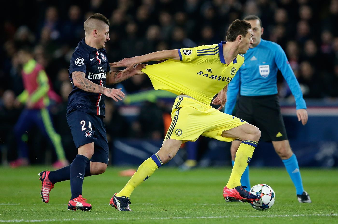 Nemanja Matic return means Chelsea are in good shape ahead of Champions League clash with Paris Saint-Germain