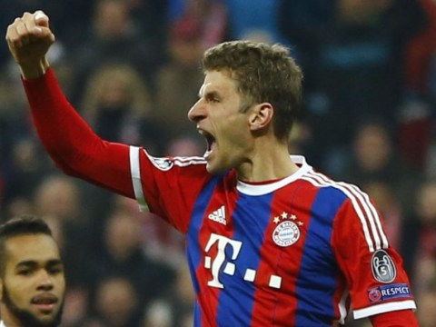 Every Bayern Munich outfield player who started Champions League thrashing of Shakhtar Donetsk either scored or got an assist