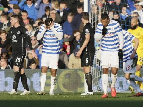Do QPR have any hope of staying in the Premier League?
