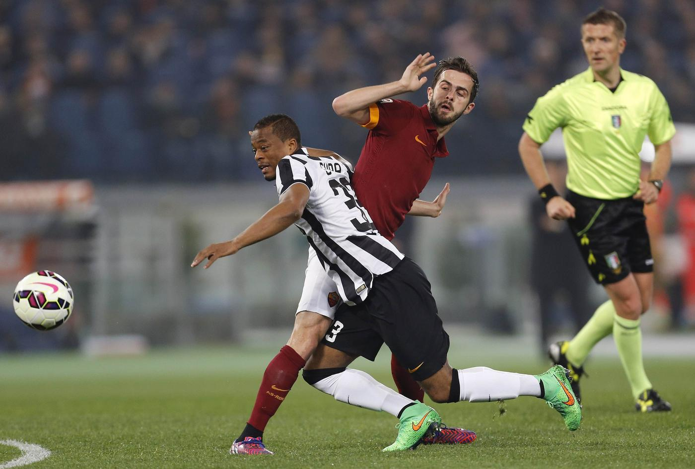 Liverpool summer transfer target Miralem Pjanic 'set for Roma exit'