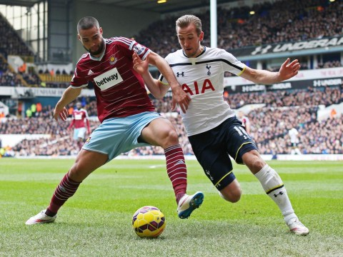 Arsenal and Tottenham transfer target Winston Reid commits future to West Ham with long-term contract