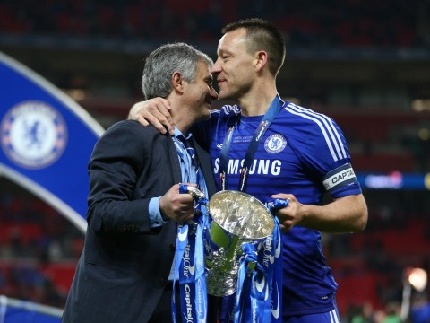 Jose Mourinho 'guarantees' John Terry will be handed new Chelsea deal