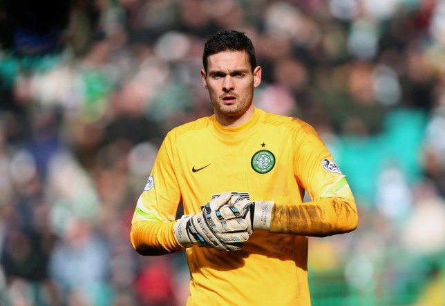 Chelsea consider Celtic goalkeeper Craig Gordon as Petr Cech replacement