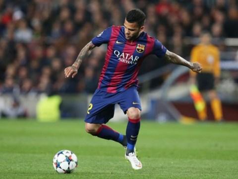 Manchester United 'targeting summer transfer for Barcelona defender Dani Alves'