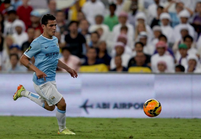 Manchester City's Marcos Lopes 'set for new loan transfer at Lille'