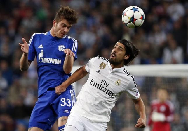 Sami Khedira 'agrees free transfer to Schalke' as Arsenal miss out on long-term target
