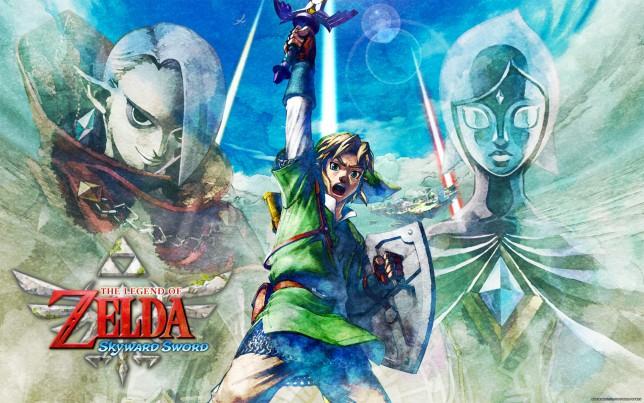 The Legend Of Zelda: Skyward Sword - it's good for you