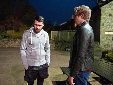 Emmerdale spoilers: Aaron Livesy faces deadly danger. Will Robert Sugden kill again?