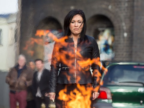 EastEnders: Kat Moon just burned all that money, the internet asks what the actual F?