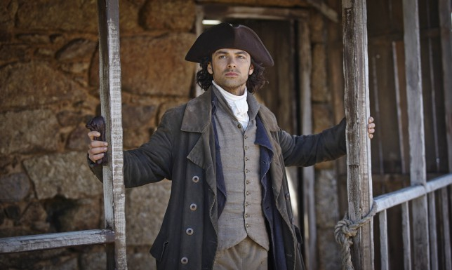 Poldark's Aidan Turner on late Warren Clarke: 'His impact on the show was tremendous'