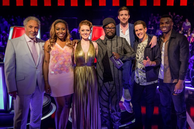 The Voice 2015