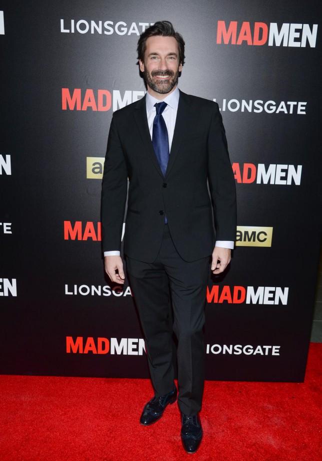 Mad Men's Jon Hamm completes rehab stint for alcohol abuse