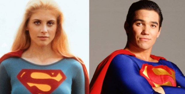 Dean-Cain-Helen-Slater.jpg Dean Cain and Helen Slater Join the Cast of Upcoming Supergirl TV Series