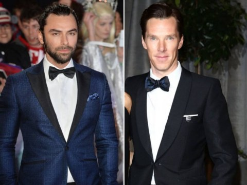 Poldark – EIGHT reasons why Aidan Turner is so much hotter than Benedict Cumberbatch…