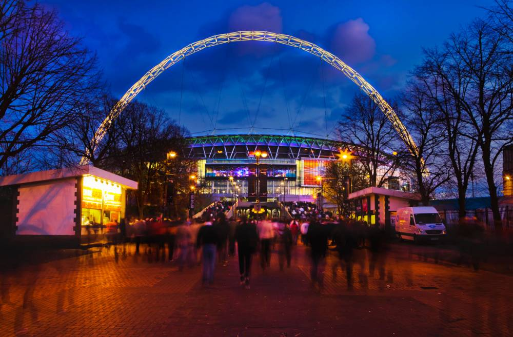 The area around Wembley Stadium is being developed into a great place to live (Pic: supplied)