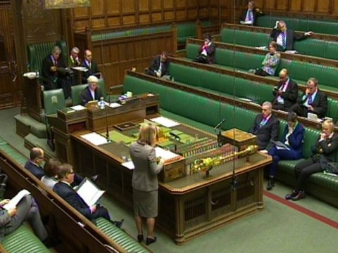 The Ebola epidemic may have just cleared the House of Commons