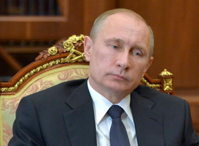 Vladimir Putin Missing Russian President S Girlfriend Rumoured To Have Given Birth Metro News
