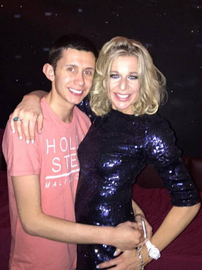 13 MAR 2015  KATIE HOPKINS AT HER NEW JOB HOSTIN 'PORN IDOL' AT G-A-Y IN THIS GREAT CELEBRITY TWITTER PICTURE! BYLINE MUST READ : SUPPLIED BY XPOSUREPHOTOS.COM *XPOSURE PHOTOS DOES NOT CLAIM ANY COPYRIGHT OR LICENSE IN THE ATTACHED MATERIAL. ANY DOWNLOADING FEES CHARGED BY XPOSURE ARE FOR XPOSURE'S SERVICES ONLY, AND DO NOT, NOR ARE THEY INTENDED TO, CONVEY TO THE USER ANY COPYRIGHT OR LICENSE IN THE MATERIAL. BY PUBLISHING THIS MATERIAL , THE USER EXPRESSLY AGREES TO INDEMNIFY AND TO HOLD XPOSURE HARMLESS FROM ANY CLAIMS, DEMANDS, OR CAUSES OF ACTION ARISING OUT OF OR CONNECTED IN ANY WAY WITH USER'S PUBLICATION OF THE MATERIAL* *UK CLIENTS MUST CALL PRIOR TO TV OR ONLINE USAGE PLEASE TELEPHONE 0208 344 2007*
