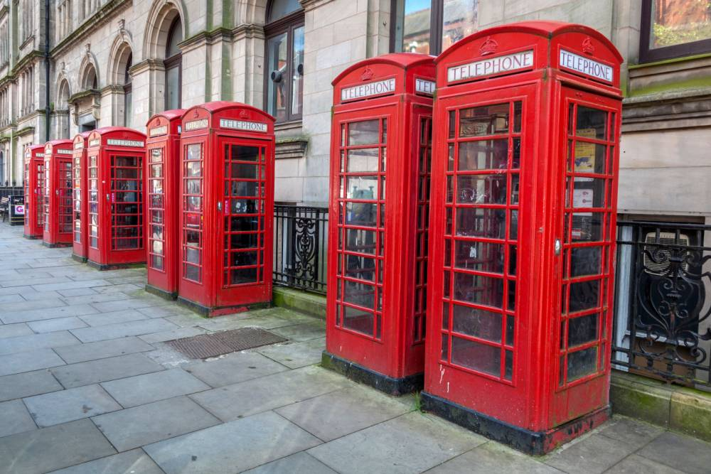 telephone boxes for sale in essex