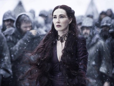 It's a Game Of Thrones/Simpsons crossover as Carice Van Houten joins the show as Bart's love interest