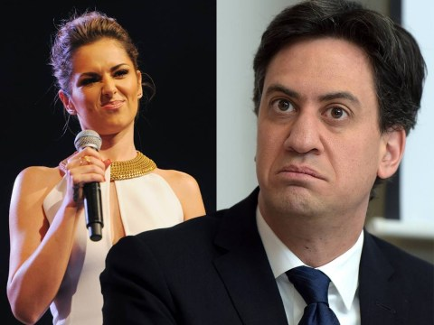 Devastation for Ed Miliband: Labour loses the support of Cheryl Fernandez Versini as she doesn't want to be 'f****d over by mansion tax'