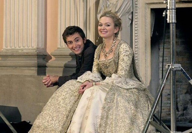 Doctor Who: The Girl in the Fireplace