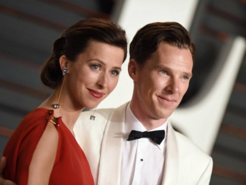 Benedict Cumberbatch might have missed out on an Oscar but he's about to get a CBE