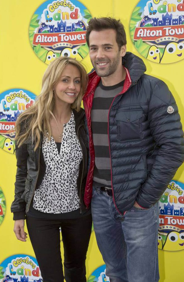 Samia Ghadie 'over the moon' as she reveals she and Sylvain Longchambon are expecting a boy