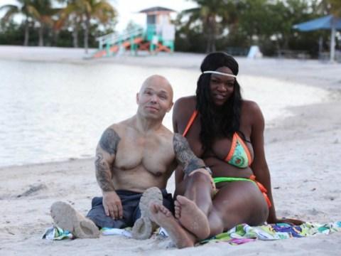 4ft 4in bodybuilder finds love with his 6ft 3in transgender girlfriend