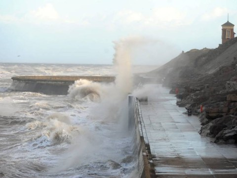 UK Weather: Howling winds will continue battering Britain