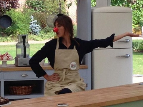 Wait a minute… Alexa Chung is funny? What?!