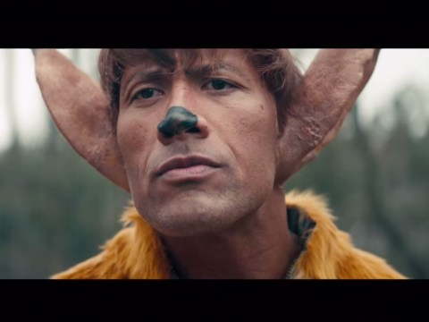 Dwayne Johnson in live-action Bambi is the film we all want to see