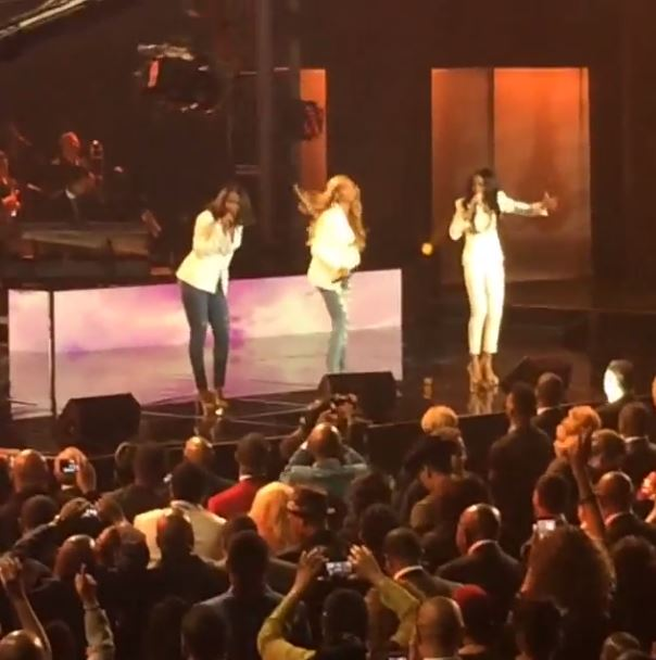 Are you ready for this jelly? Destiny's Child have reunited for a one-off performance and it was mega